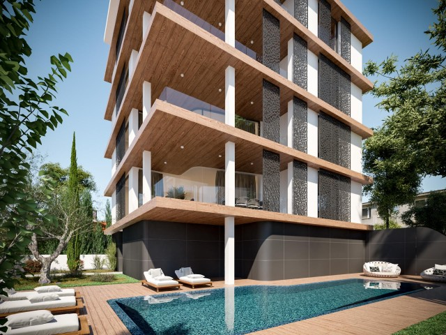 Three bedroom apartment in Paphos, Universal