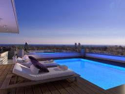 Three bedroom apartments in Limassol, Mesa Geitonia