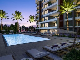 Three bedroom apartments in Limassol, Mouttagiaka