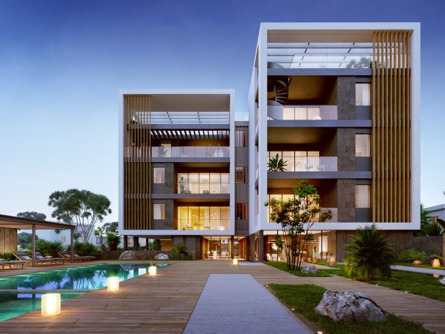 One bedroom apartments in Paphos, Kato Paphos