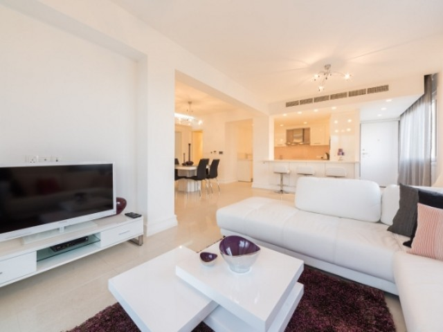 Apartment in Limassol with 3 bedrooms, Potamos Germasogeia