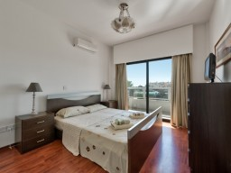 One bedroom apartment in Limassol, Mouttagiaka