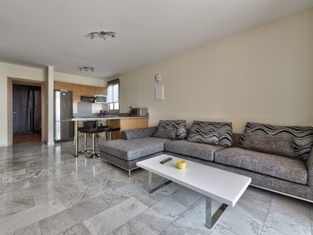 One bedroom apartment in Limassol, Amathusia