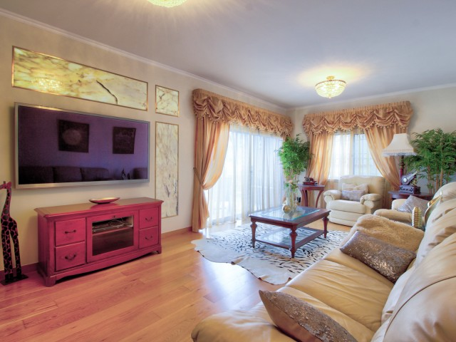 Three bedroom apartment in Limassol, Agios Tychonas