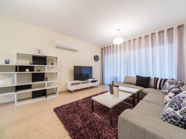 Three bedroom apartment in Limassol, Germasogeia