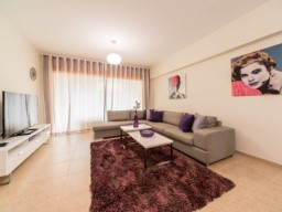 Three bedroom apartment in Limassol, Mouttagiaka