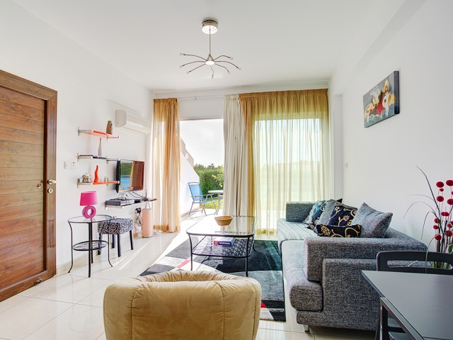 One bedroom apartments in Limassol, Potamos Germasogeia