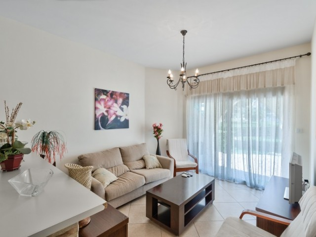 One bedroom apartment in Limassol, Potamos Germasogeia
