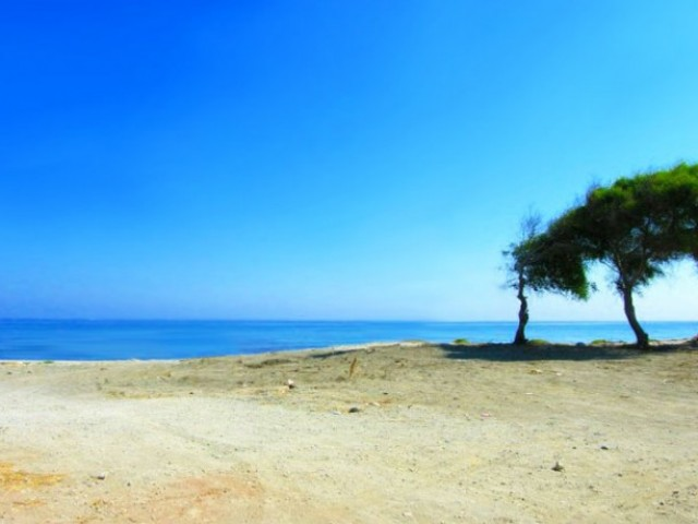 Land for sale in Limassol, East Beach