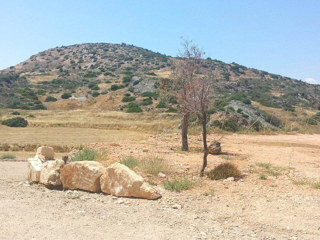 Land in Limassol, Parekklisia