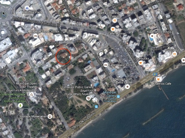 Land in Limassol, Neapolis