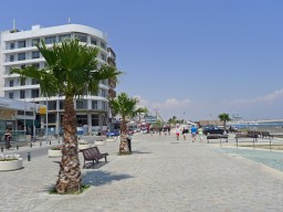 Land in the center of Larnaca