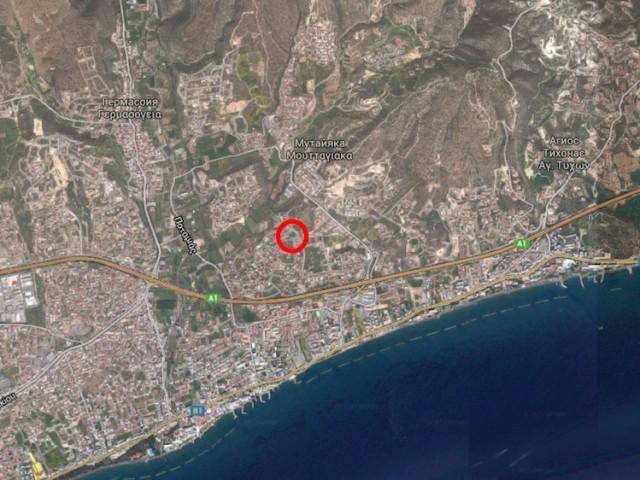 Land in Limassol, Kalogiri
