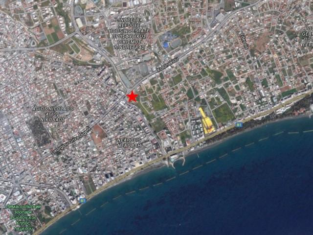 Land in Limassol, Agios Athanasios