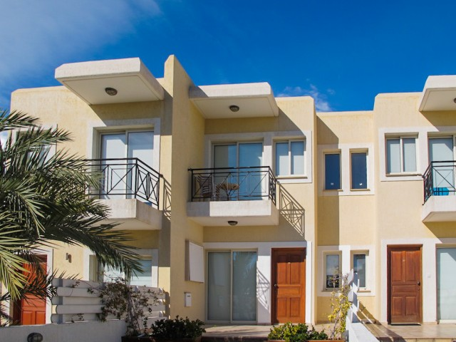 Two bedroom maisonette in Limassol, East Beach