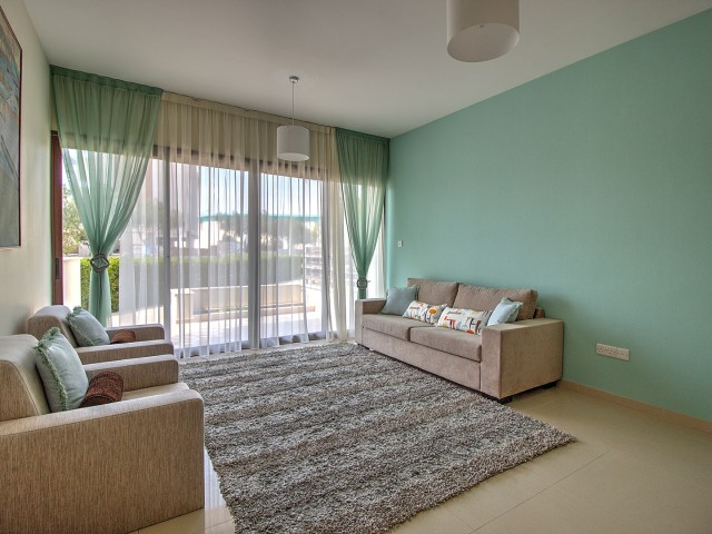 Two bedroom apartments in Limassol, Mouttagiaka