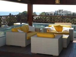 Luxury penthouse in Limassol, Amathusia
