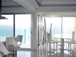 Penthouse with 2 bedrooms in Limassol, Agios Tychonas