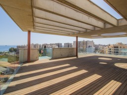 Penthouse with 3 bedrooms Limassol, Neapolis