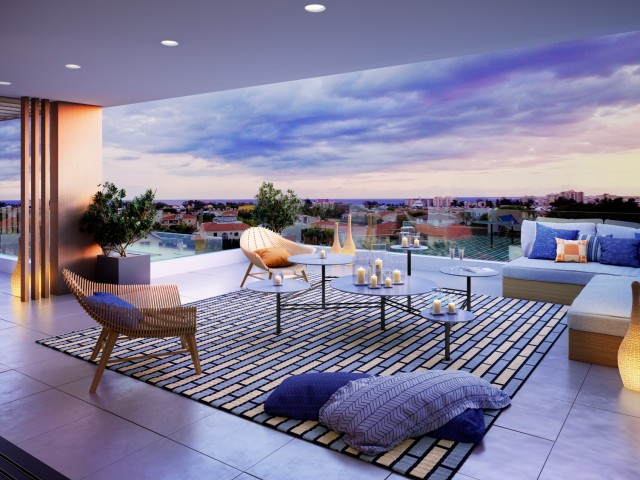 Penthouse in Limassol with 5 bedrooms, Mesa Geitonia