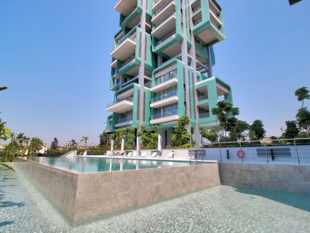Penthouse in Limassol with 4 bedrooms, Agios Tychonas