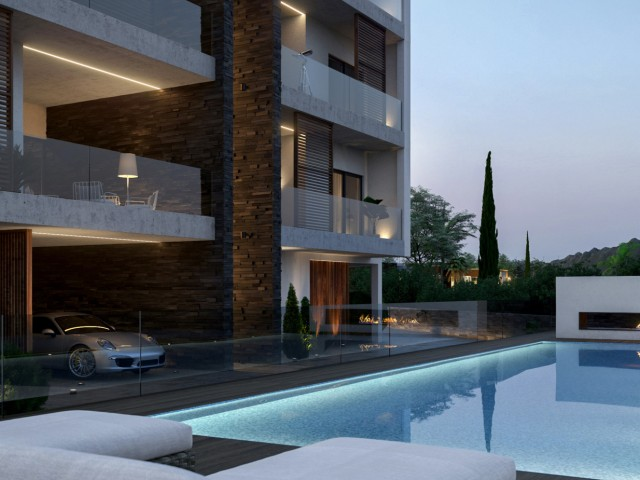 Penthouse in Limassol with 3 bedrooms, Potamos Germasogeia