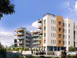 Penthouse in Limassol with 4 bedrooms, Germasogeia