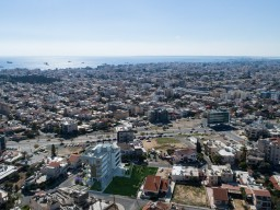 Penthouse in Limassol with 3 bedrooms, Mesa Geitonia