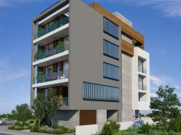 Penthouse in Limassol with 3 bedrooms, Mesa Gitonia