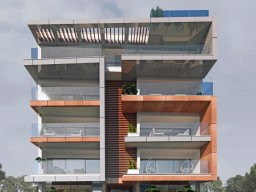 Penthouse in Limassol with 3 bedrooms, Neapolis