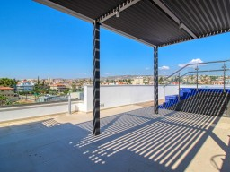 Penthouse in Limassol with 3 bedrooms, Germasogeia