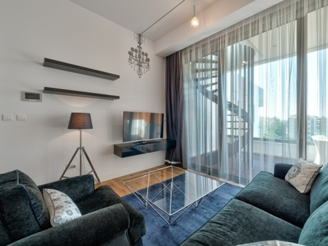 Penthouse with 3 bedroom in Limassol, Potamos Germasogeia