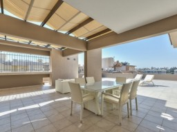 Penthouse in Limassol with 3 bedrooms, Mouttagiaka