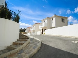 Three bedroom townhouse in Troodos