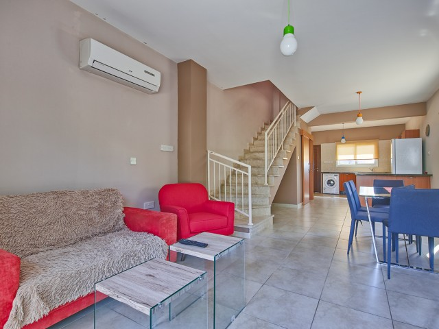 Two bedroom townhouse in Limassol, Mouttagiaka