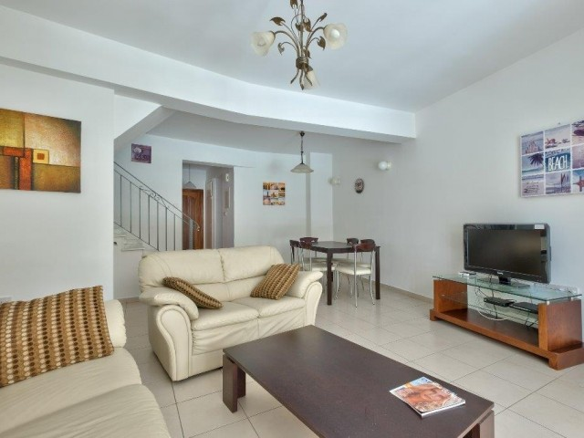 Townhouse in Limassol with 3 bedrooms, Potamos Germasogeia
