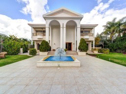 Luxury 5 bedroom villa in Limassol, Amathusia