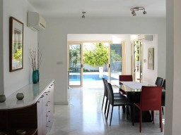 Four bedroom villa in Paphos, Coral Bay