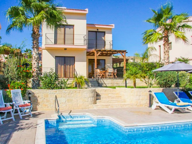 Villa in Limassol with 3 bedroom, Pissouri