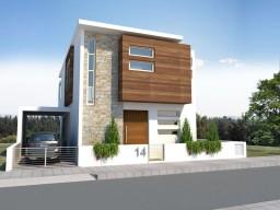 Villa in Larnaca with 4 bedrooms, Dromolaxia