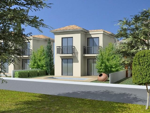 Three bedroom villa in Larnaca, Dromolaxia