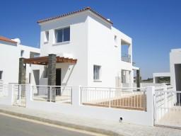 Three bedroom villa in Larnaca, Pervolia