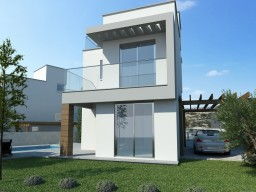 Villa in Paphos with 2 bedroom, Peyia
