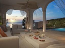 Four bedroom villa in Larnaca, Pervolia