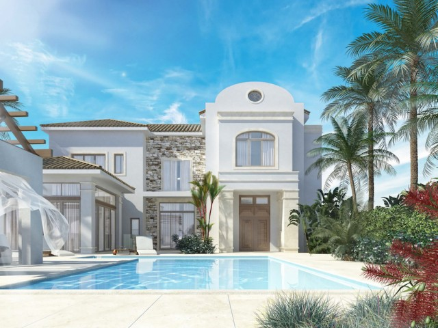 Villa in Larnaca with 4 bedrooms, Pervolia
