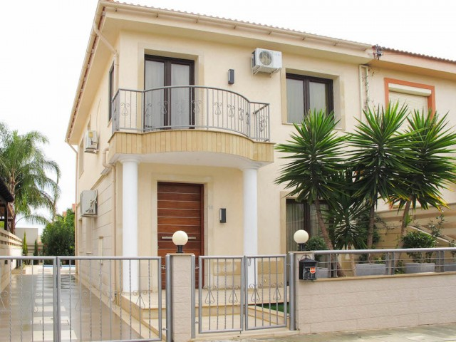 Three bedroom villa in Limassol, Potamos Germasogeia