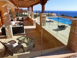Luxury villa in Paphos with 3 bedrooms, Kouklia