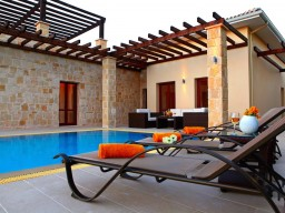 Villa in Paphos with 3 bedrooms, Kouklia