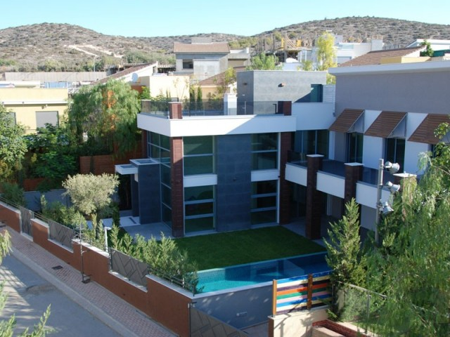 Four bedroom luxury villa in Limassol, Amathusia