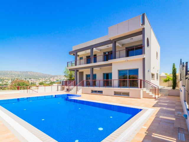 Villa in Limassol with 6 bedrooms, Kalogiri